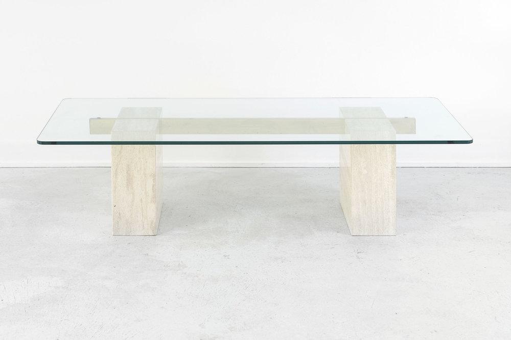 ELLO FURNITURE COMPANY COFFEE + SIDE TABLE SET