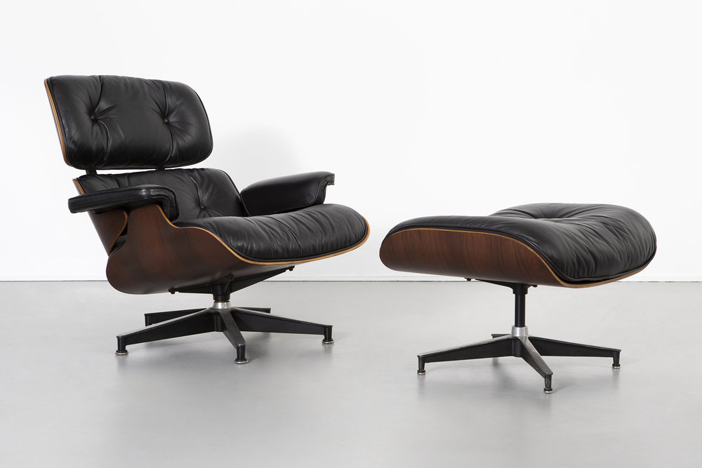 Ottoman Eames 670671 670671 Lounge Chair shrdtCQx