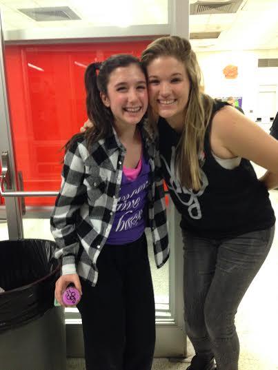 Jenna with Ali Dietz