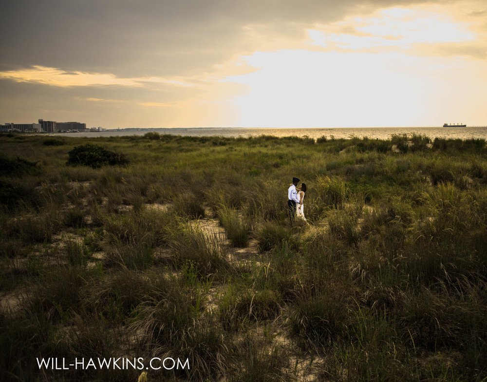 Will Hawkins Photography Virginia Beach Wedding Photographer First Landing State Park