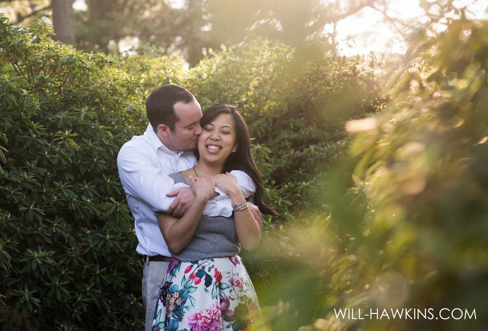 Norfolk Botanical Gardens Norfolk Wedding Photographer Norfolk Engagement Session Will Hawkins Photography