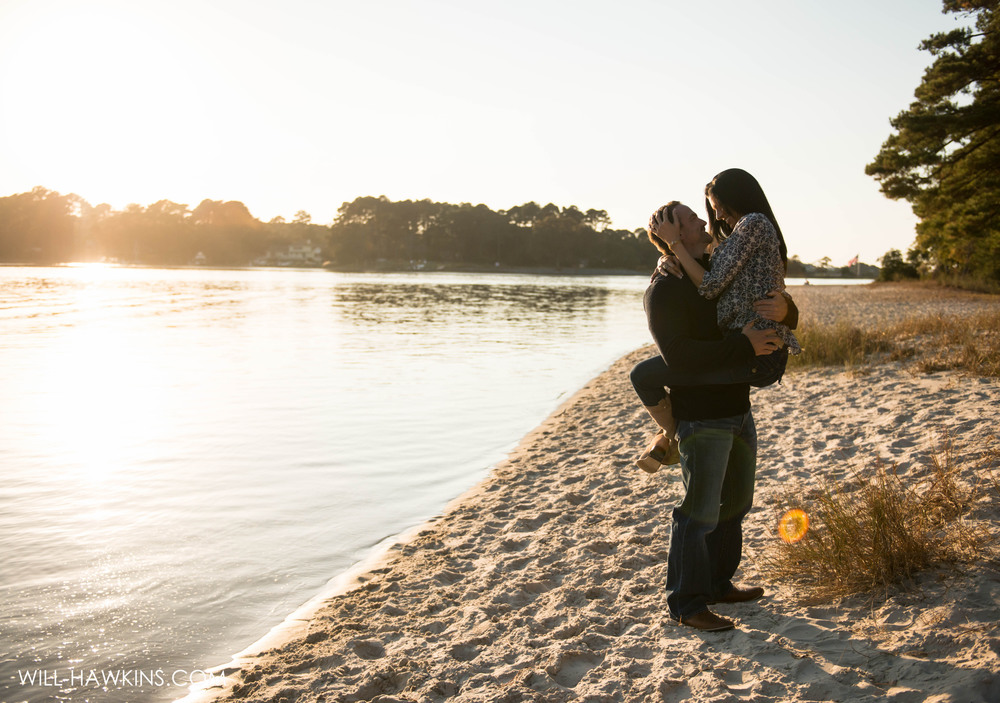 Will Hawkins Photography Virginia Beach Engagement Photographer