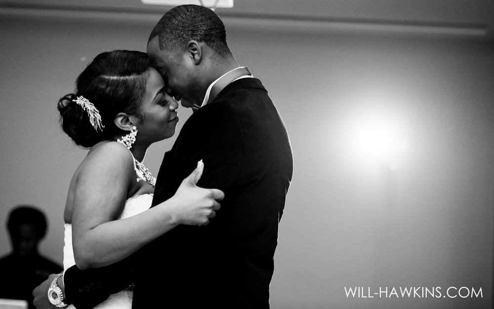 Kiara+Johnathan's Valentine's Day Wedding.