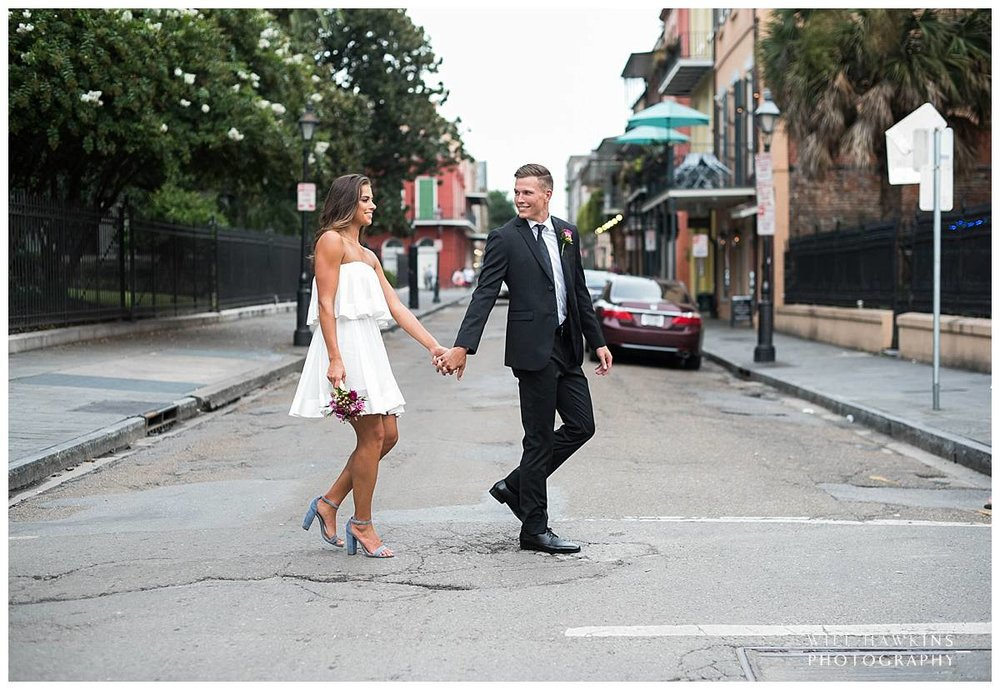 New Orleans Wedding Photographer Will Hawkins Photography Elopement Photographer Louisiana Wedding Photographer