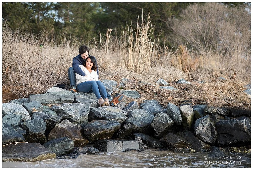 Eastern Shore Engagement Session Will Hawkins Photography Cape Charles Wedding Photographer Cape Charles Engagement Session Virginia Wedding Photographer Virginia Beach Wedding Photographer Will Hawkins Photography