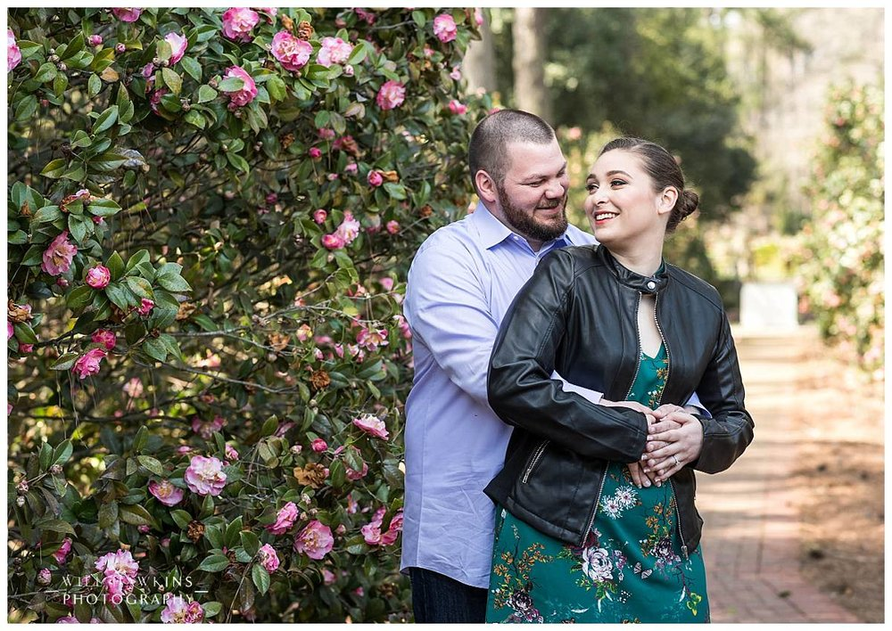 Will Hawkins Photography Norfolk Engagement Session Virginia Wedding Photographer Botanical Garden Engagement Session Hilton Norfolk Main