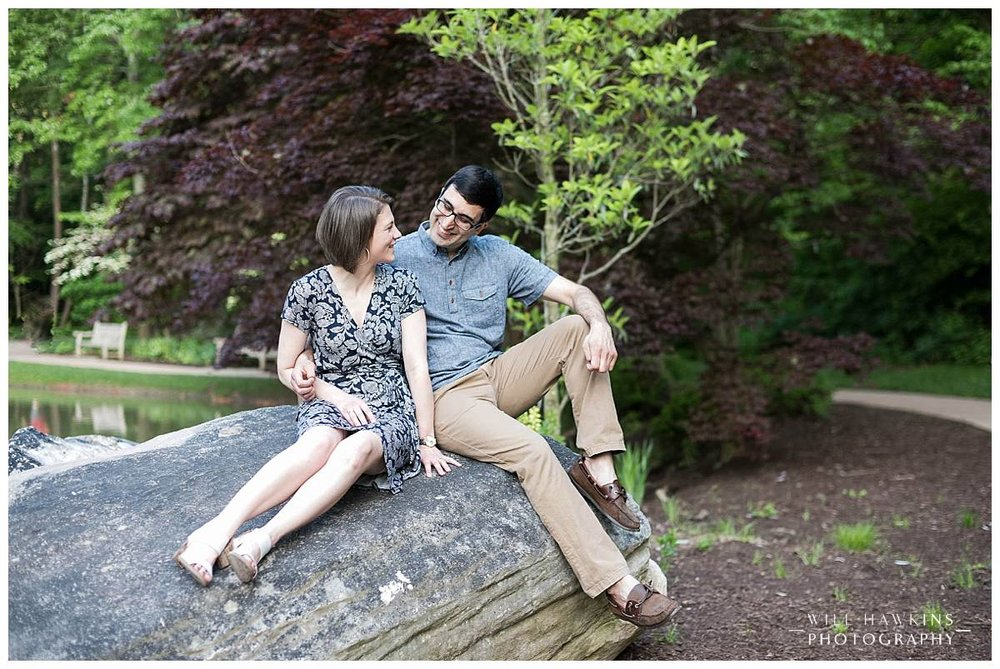 Harrisonburg Engagement Session Will Hawkins Photography James Madison University Engagement Session Virginia Wedding Photographer