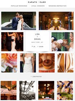carats and cake bowery hotel wedding