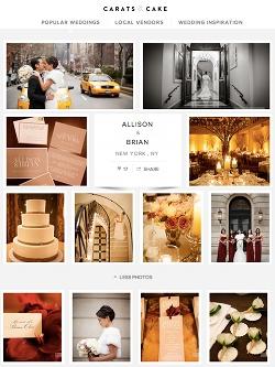 carats and cake harold pratt house wedding