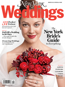 New York Magazine Wedding Editor's Pick of Wedding Planners