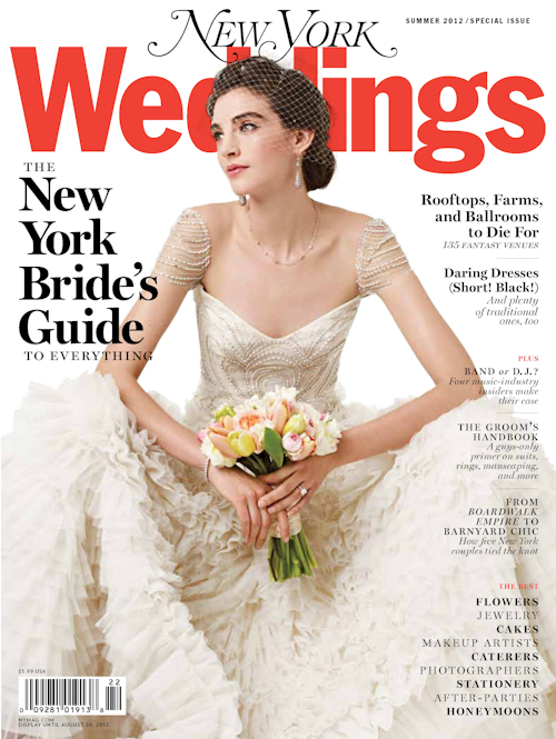 New York Magazine Weddings Editor's Pick of Wedding Planners