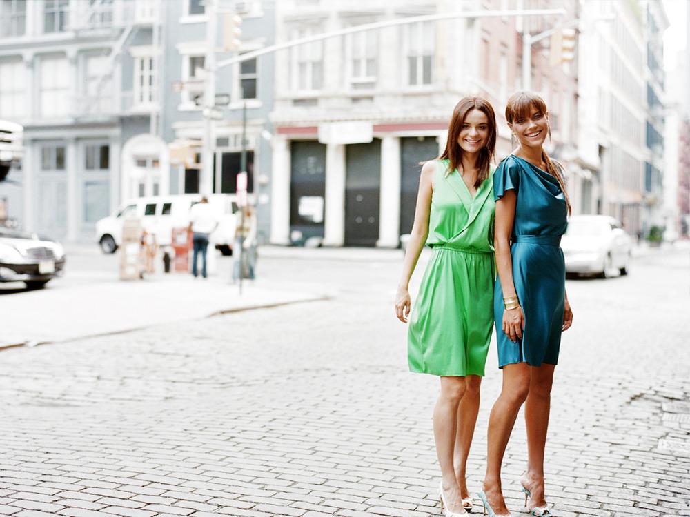 57grand_bridesmaid_dress_on_street