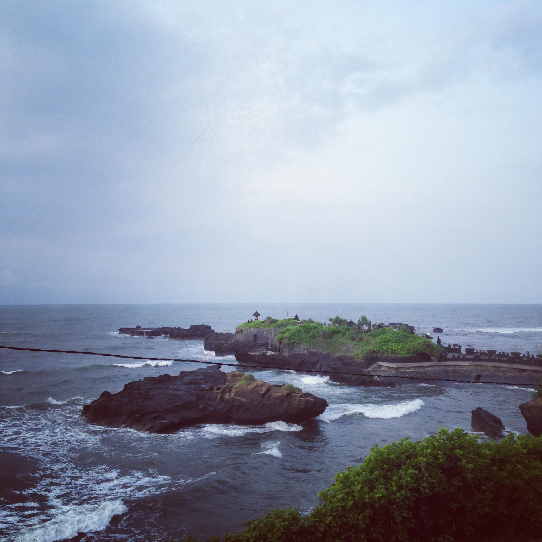 bali Sea temple pura gede luhur batungaus