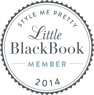 Style Me Pretty Little Black Book Member Ang Weddings and Events