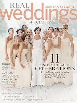 martha stewart weddings ang weddings and events wave hill wedding