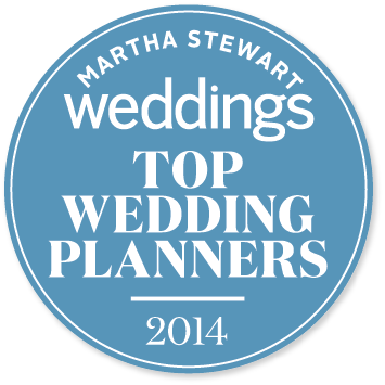 Top Wedding Planner by Martha Stewart Weddings