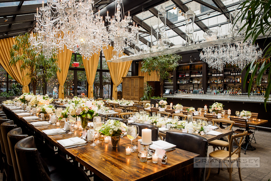 2015125garden Glam Wedding At Nomo Soho Hotel