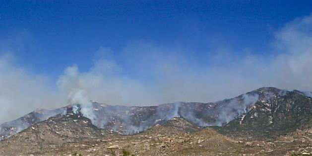 Aspen Fire June 2003
