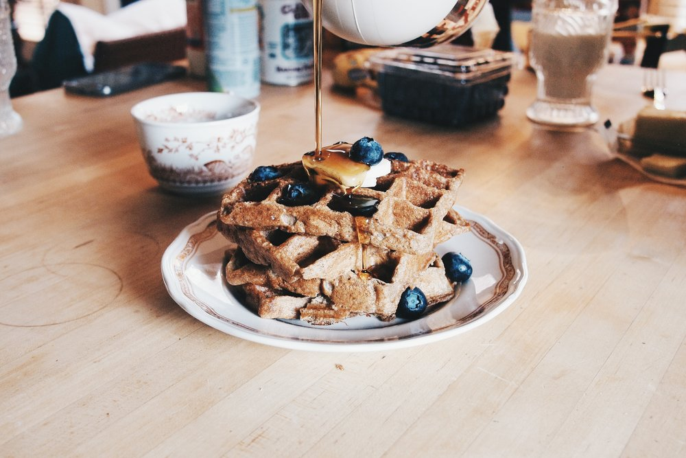 Jenna Paulette's Protein Waffles Recipe