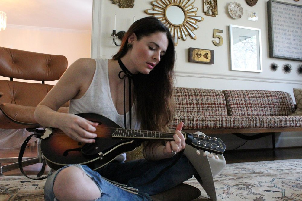 Jenna Paulette Songwriting Session