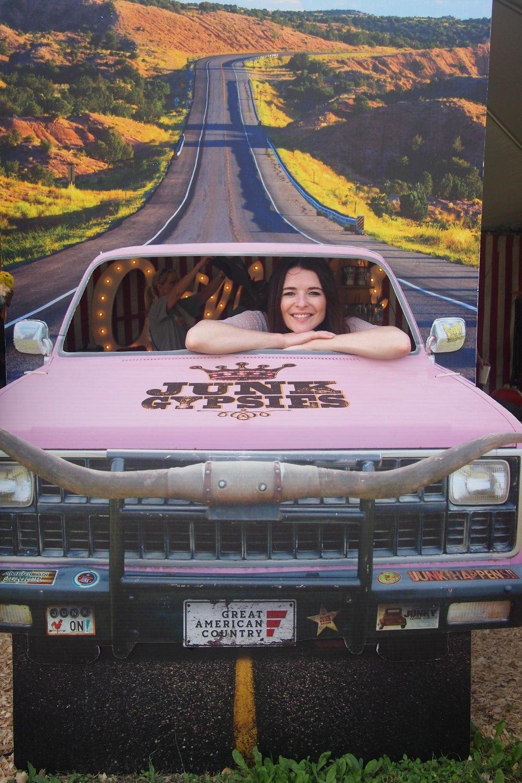 Round Top Texas - Jenna Paulette