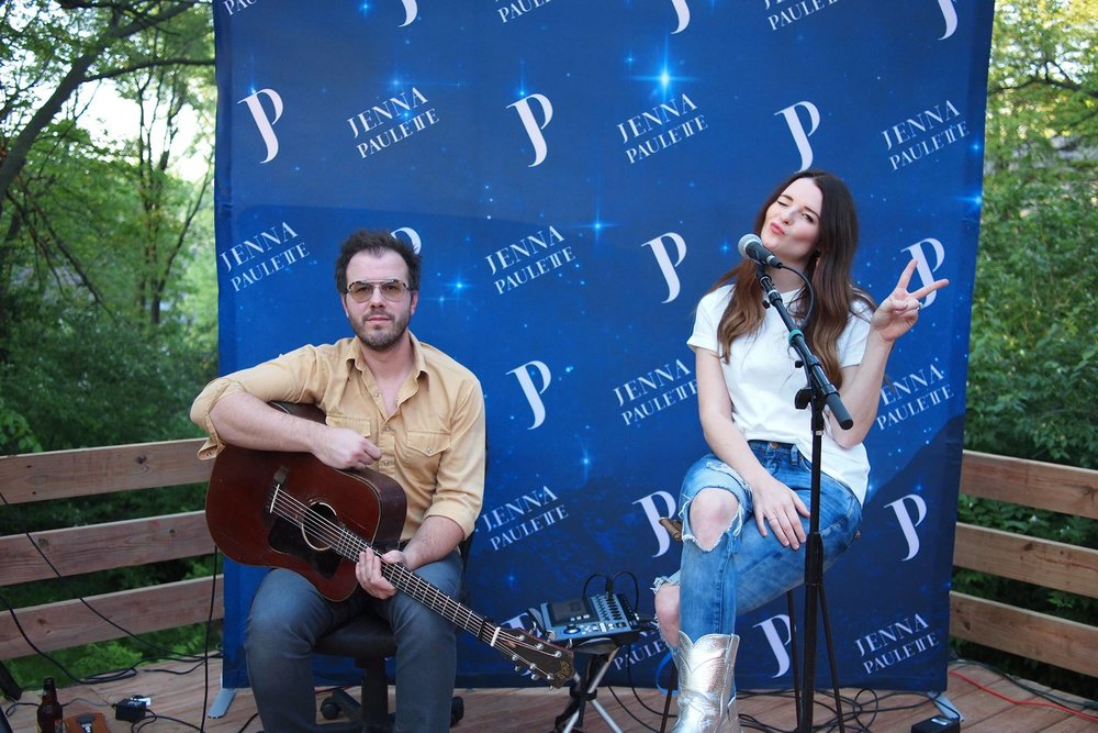 Jenna Paulette: Backyards + Guitars Tour