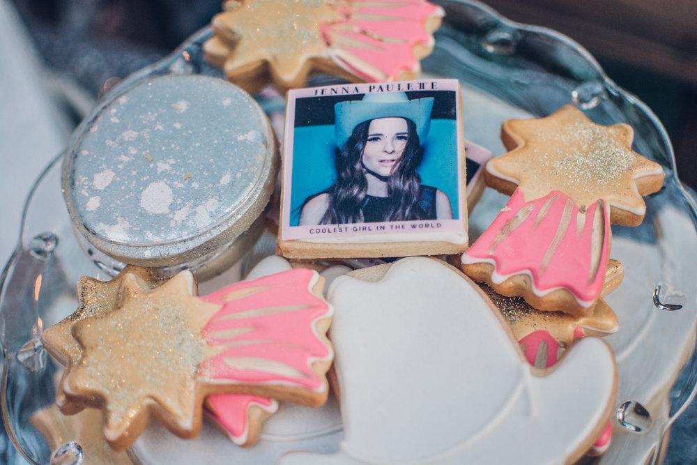 Custom Cookies from Triple Crown Bakery