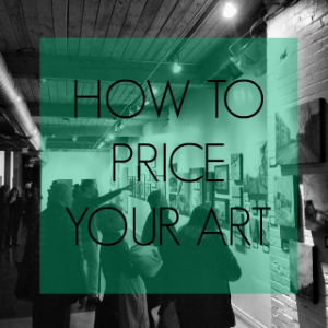 The rules of thumb when it comes to pricing your work.