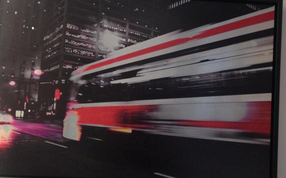 King & Bay Streetcar, Lori Slater
