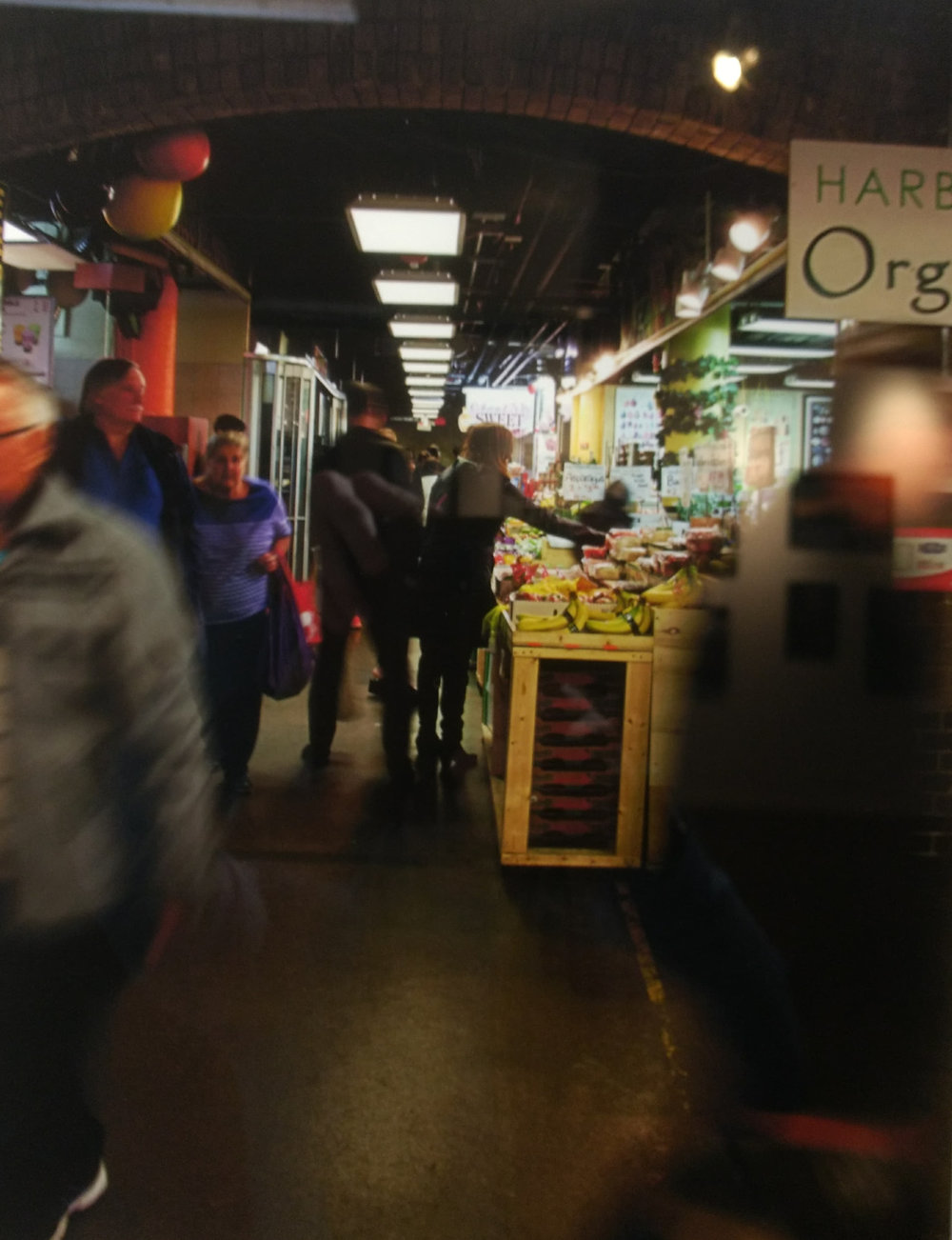 Julian Toh,  The Market - St. Lawrence Market