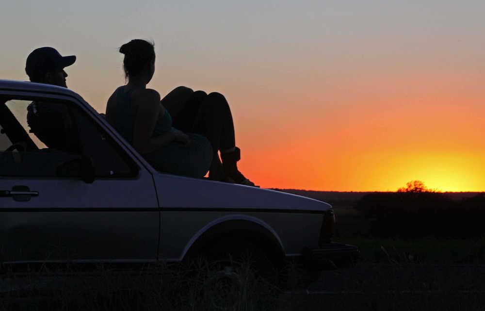 Nothin' beats a Texas sunset