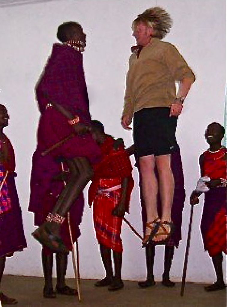Marriage Ceremony with the Maasai Tribe