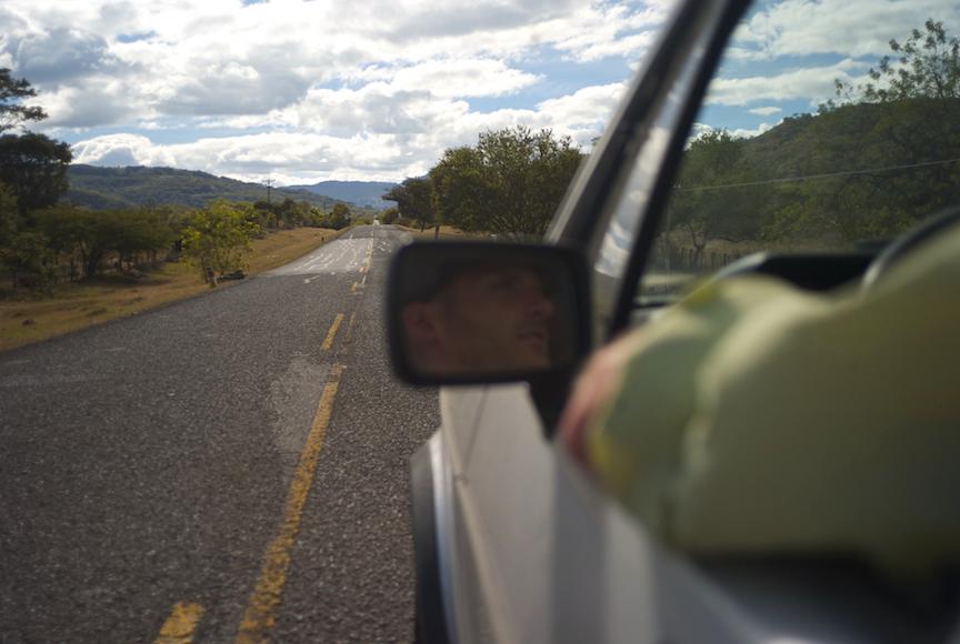 Hitting the highway- Richard