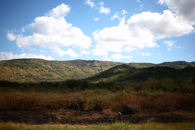 Nicaragua Countryside