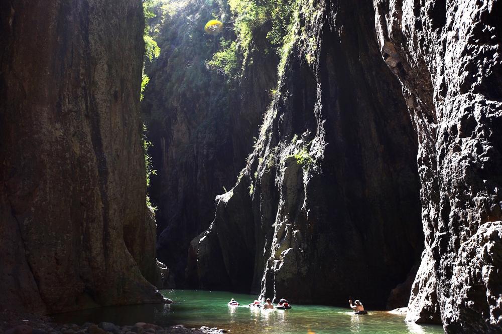21 Floating into cayon.jpeg