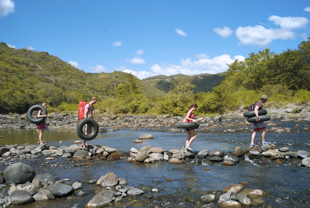 Crossing the stream gettin it right.jpg