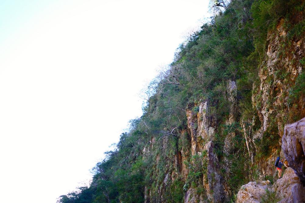 Priscilla on soide of Canyon.jpg