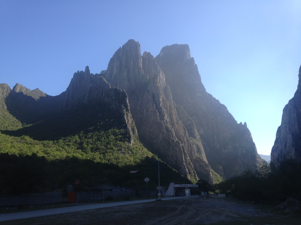Potrero Chico, Mexico
