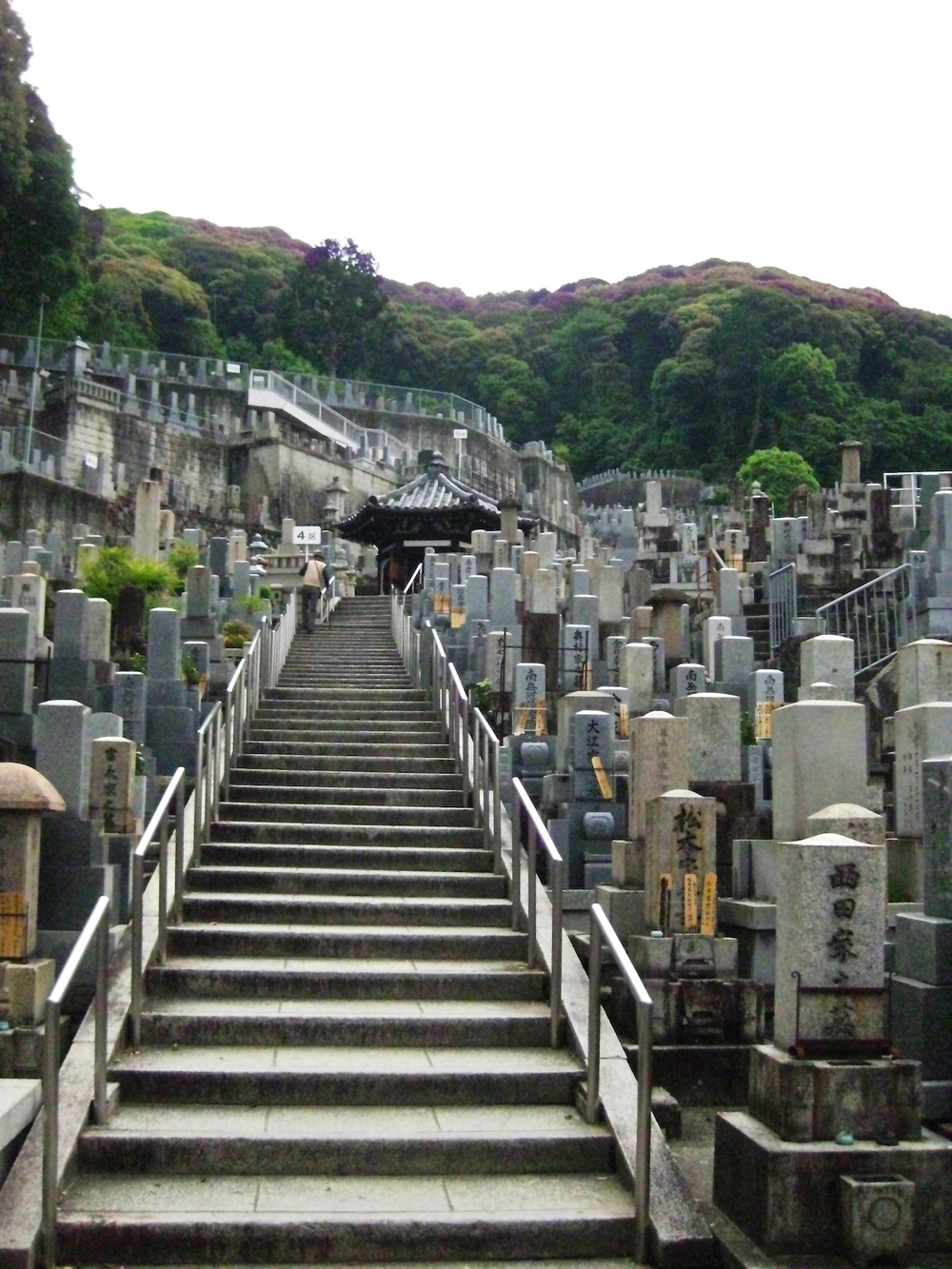 Cemetary in Kyoto
