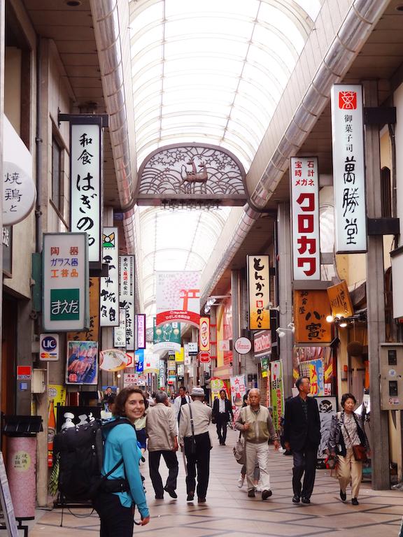 Market in Nara