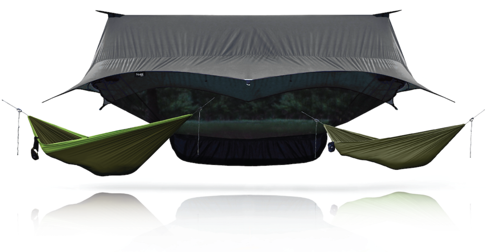Navigator: Steel Grey Nubé, Chivey Green Pares, Chive xPlor