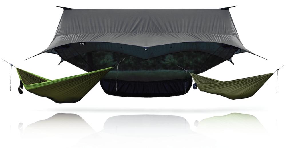 Navigator Combo: Steel Grey Nubé, Chivey Green Pares, Chive xPlor