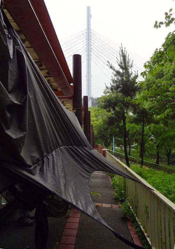 Tempozan Park, near Tempozan Ferris Wheel