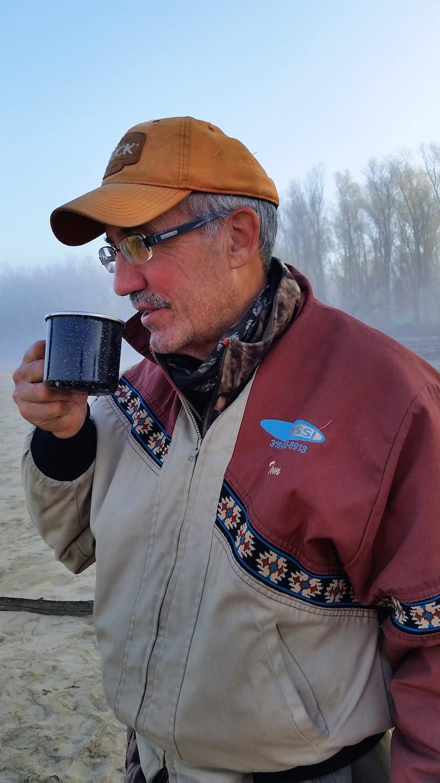 Tom Claycomb III, Outdoor Writer from Idaho
