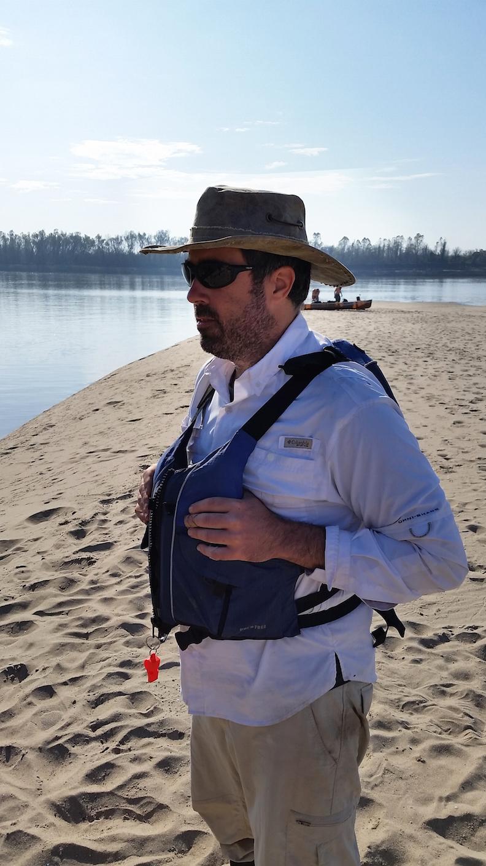 Paul Orr, Lower Mississippi Riverkeeper