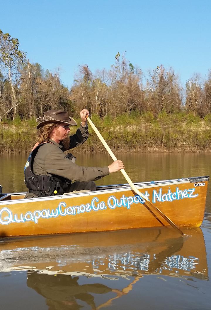 Braxton Barden, Big River Guide