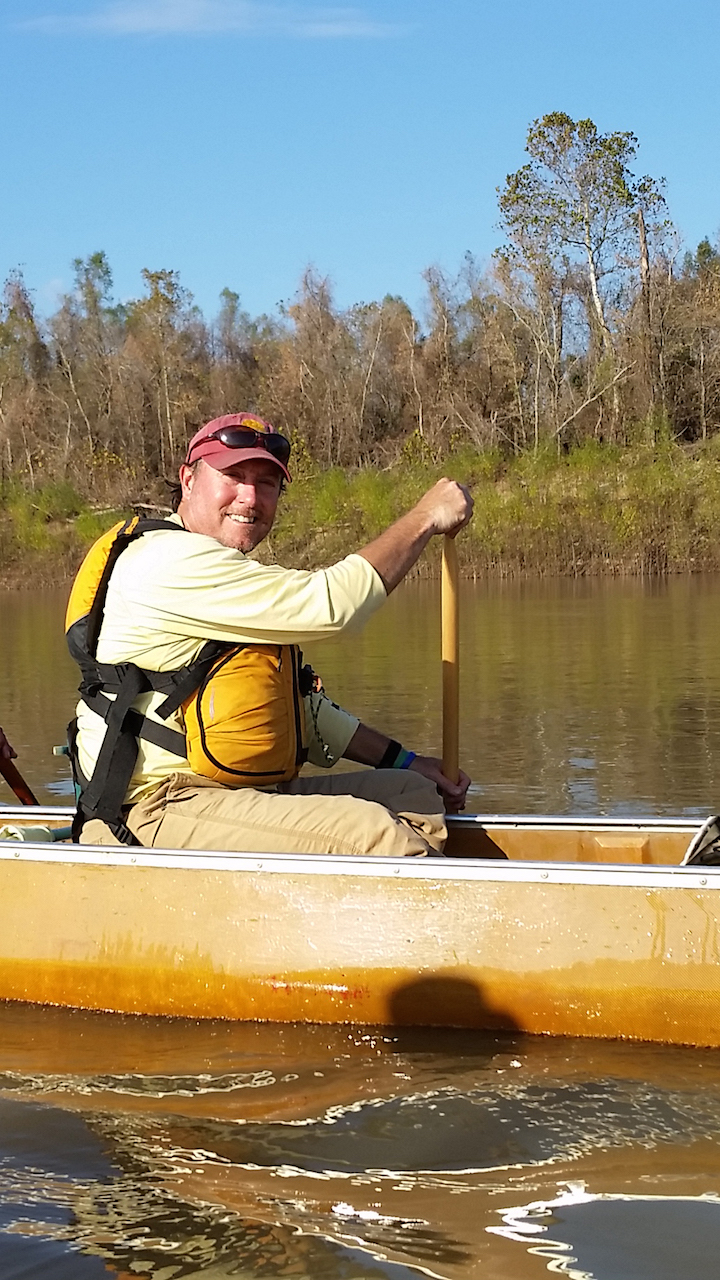 Layne Logue, Photographer and Owner at Quapaw Canoe Company, Civil Engineer at DOT, and also an avid kayaker and outdoorsman.