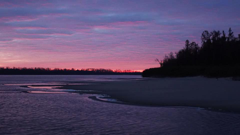 Sunrise - Photo by Layne Logue