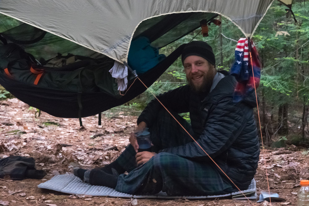 Marine Veteran-turned photographer and survivor of Lyme's disease, Erik Barstow hiked 1000 miles of the Appalachian Trail using a prototype of the Nubé Stratos.
