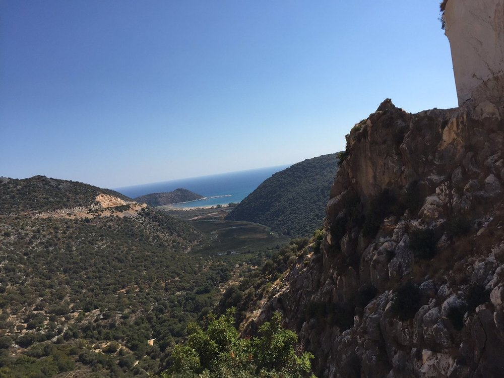 Gaining elevation along Lycian Way in Turkey, the Kubat brothers enjoyed some of the most spectacular views the ancient footpath had to offer.